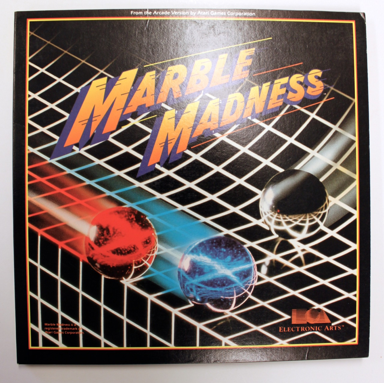 Marble Madness for Amiga