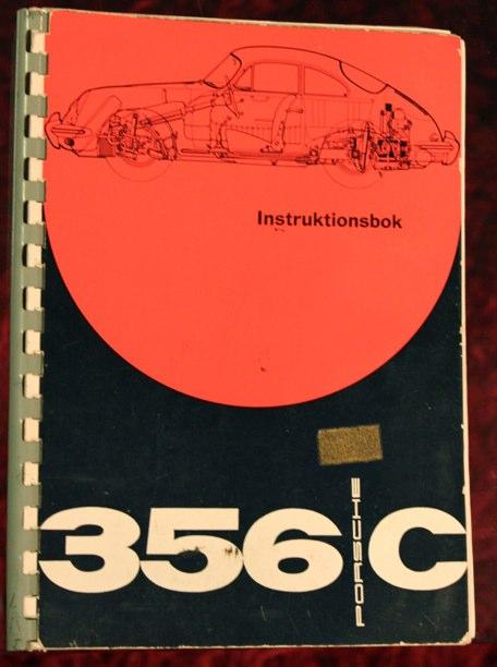 356 C Owners Manual (swedish)